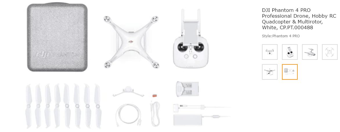 DJI Phanton PRO Professional Drone