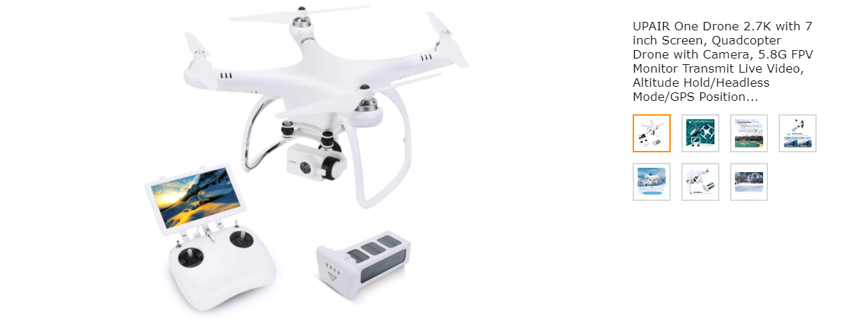 UPAIR One Drone