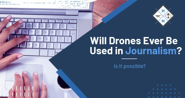 will drones be used in journalism