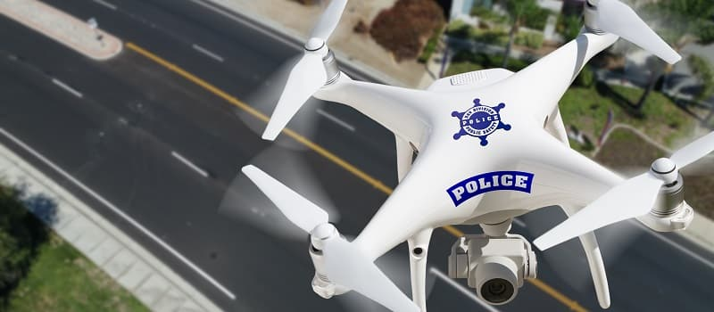 Can Drones Be Used for Surveillance