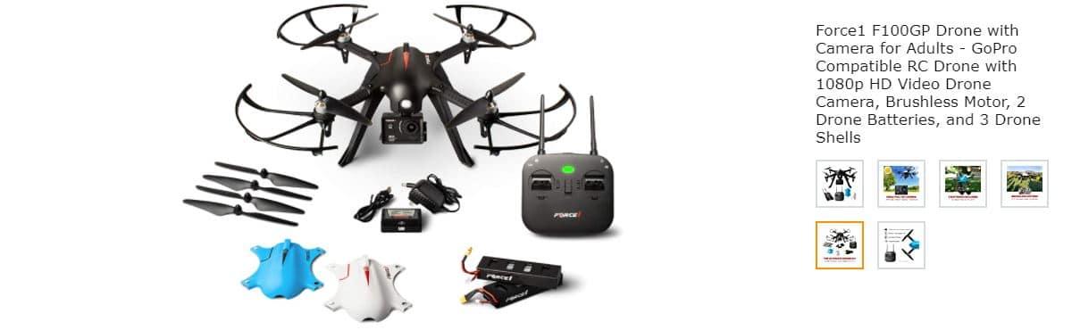 Force FGP drone screenshot