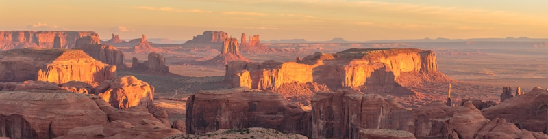 Grand Canyon in the sunset