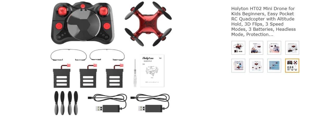 Holyton HT Mini Drone