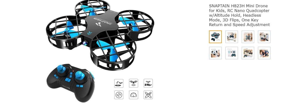 Snaptain HH Mini drone