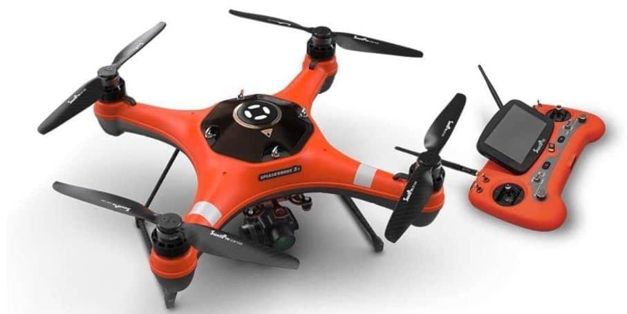 Swellpro splash drone plus