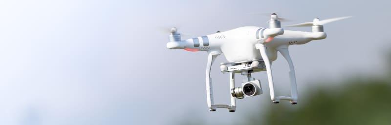 vacuum drone