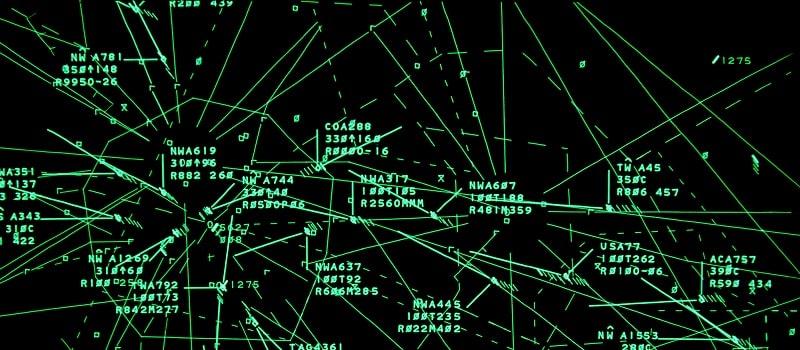 air space drone radar