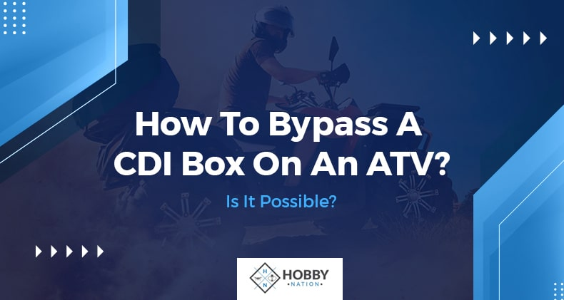 how to bypass a cdi box on atv