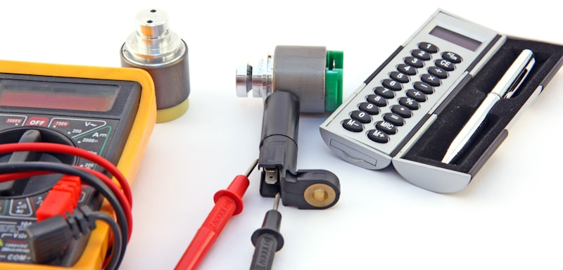 equipment to test solenoids