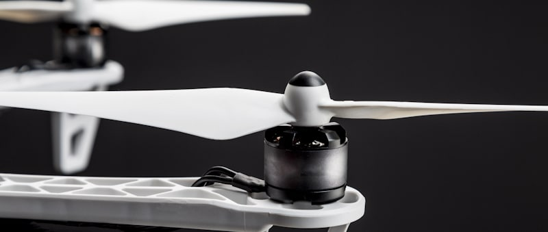 plastic drone propellers