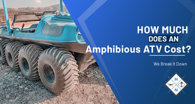 How Much Does An Amphibious ATV Cost We Break It Down