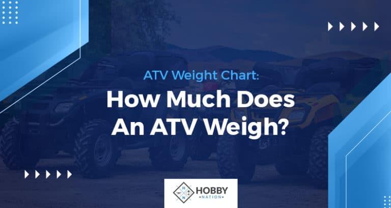 atv weight