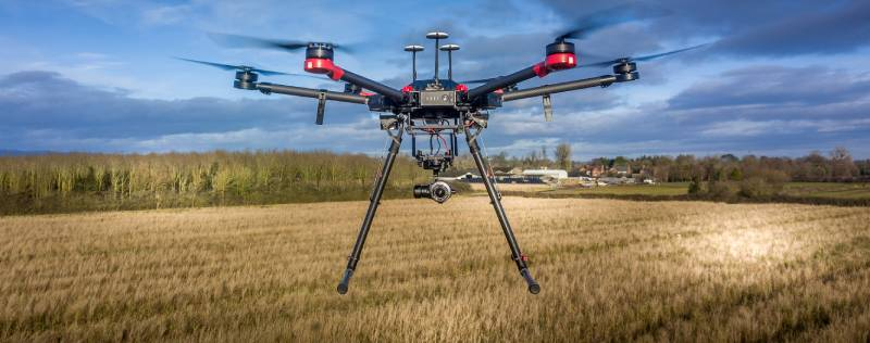 hexacopterfield