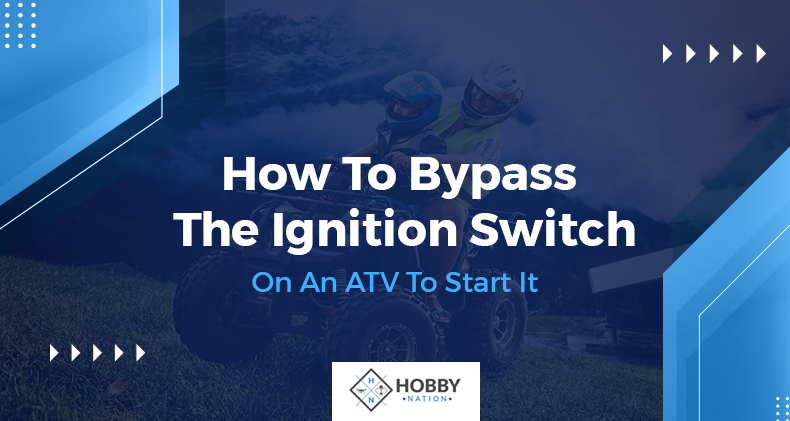 how to bypass ignition switch on atv