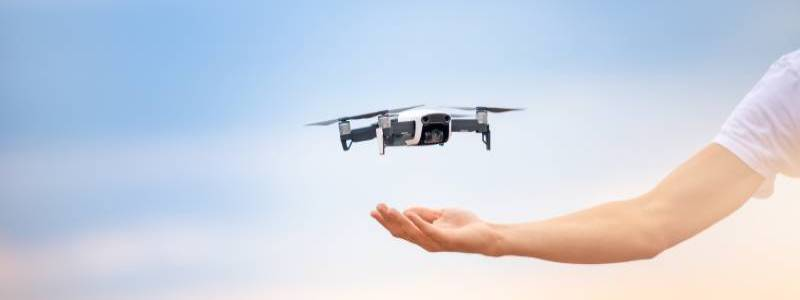 personcontrollingdronewithhand