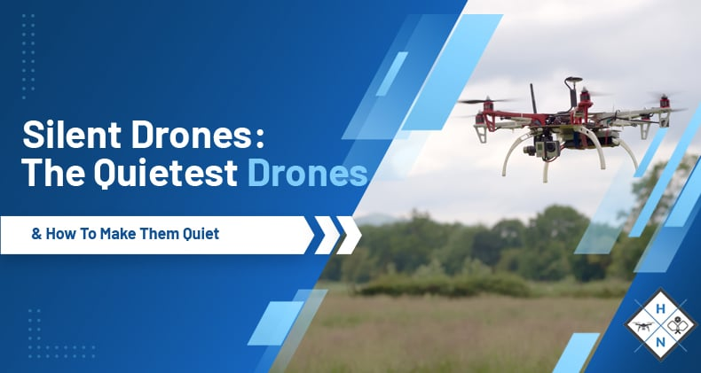 silent drone