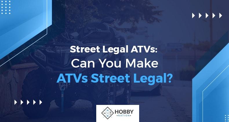 street legal atv