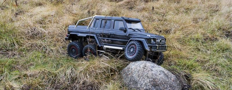 wheeled xmaxxx rc car