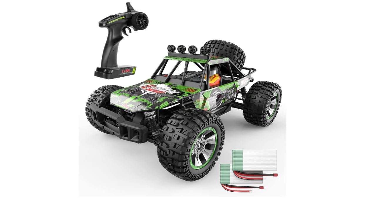Boifun High Speed Off Road Monster RC Truck