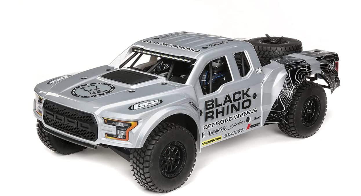 Losi Ford Raptor Baja Rey