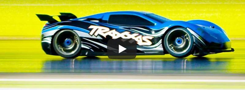fastest rc car traxxas