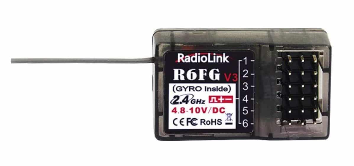 gyro receiver from amazon