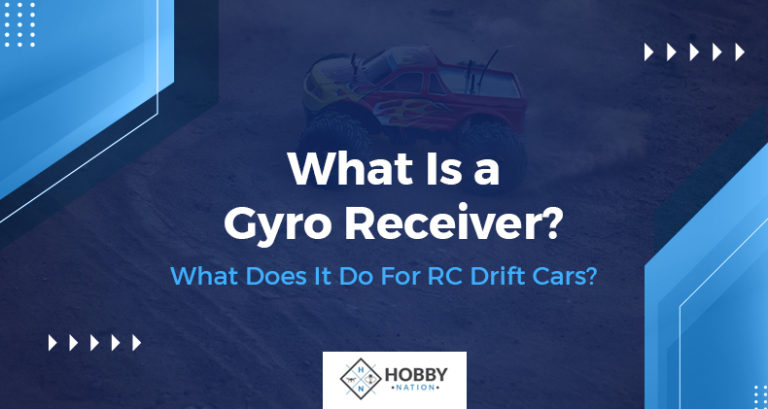 what does a gyro do for rc drift cars