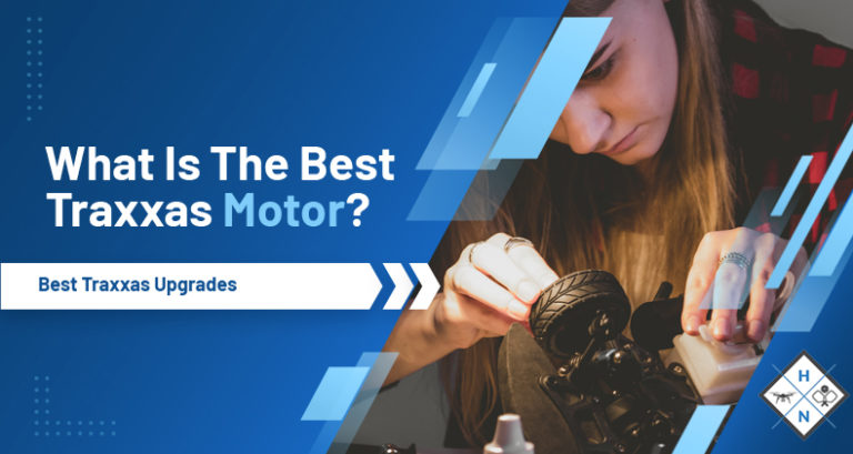what is the best traxxas motor