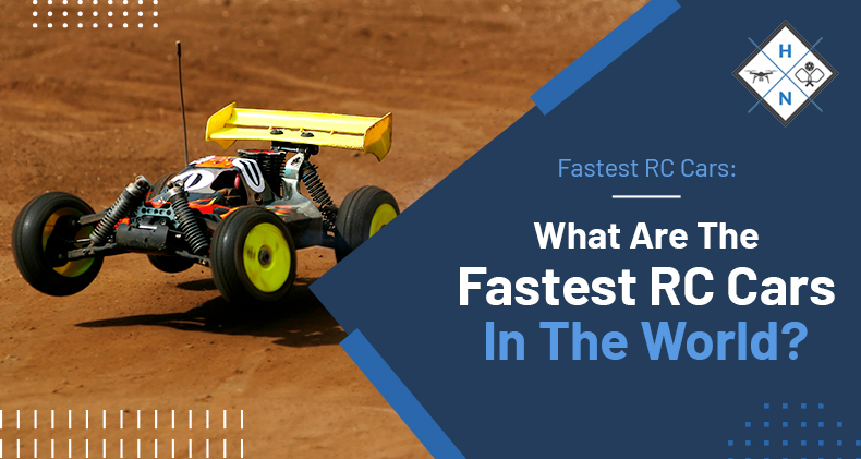 what is the fastest rc car