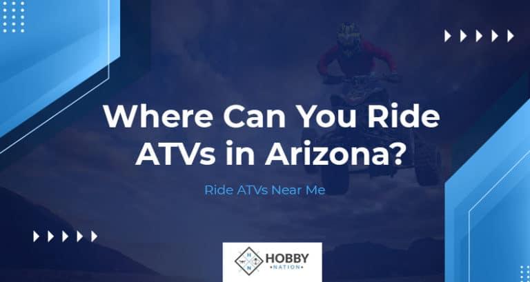 where can you ride atvs in arizona
