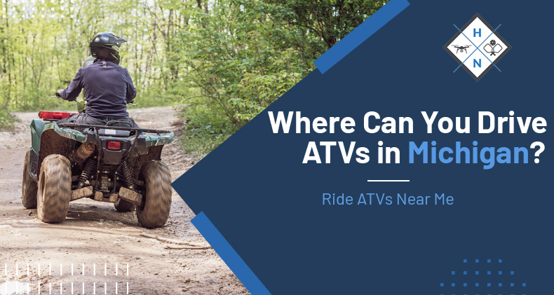 where can you ride atvs in michigan