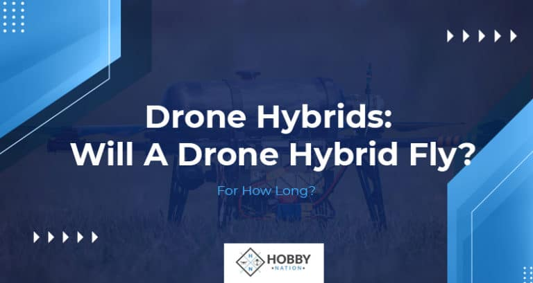 will a drone hybrid fly