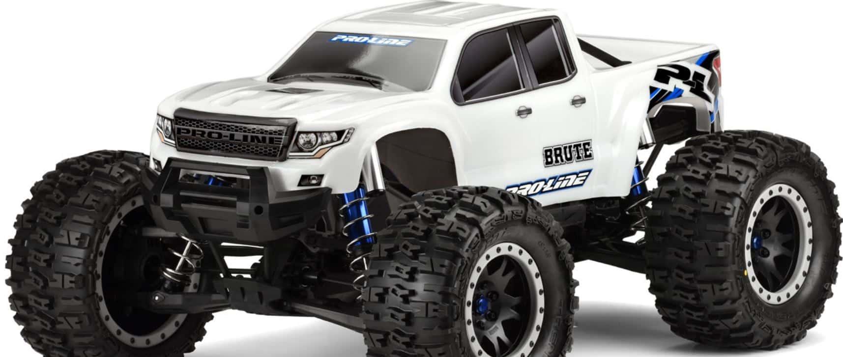 xmaxx brute proline white