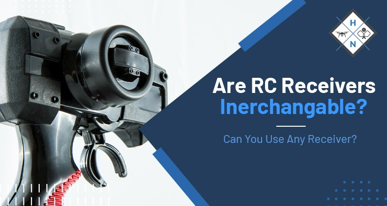 are rc receivers interchangeable