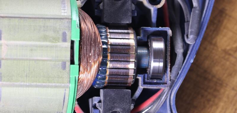 brush motors