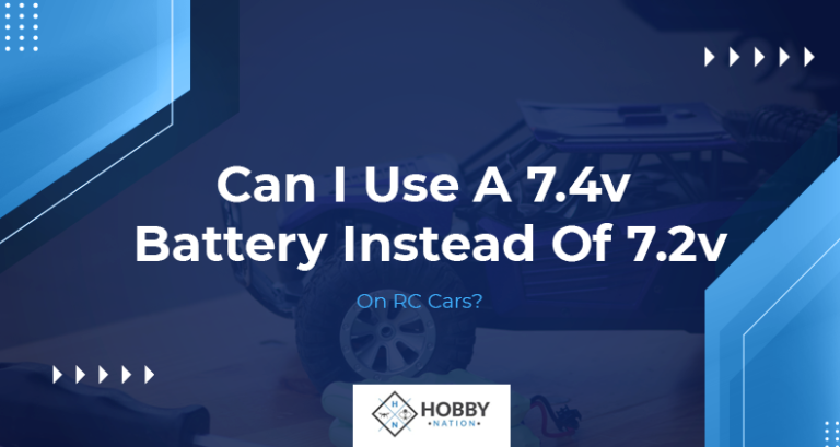 can i use a . v battery instead of . v