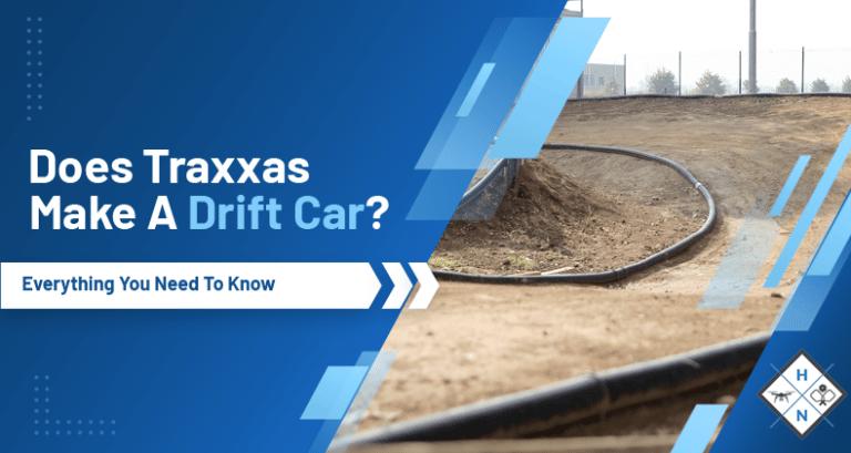does traxxas make a drift car