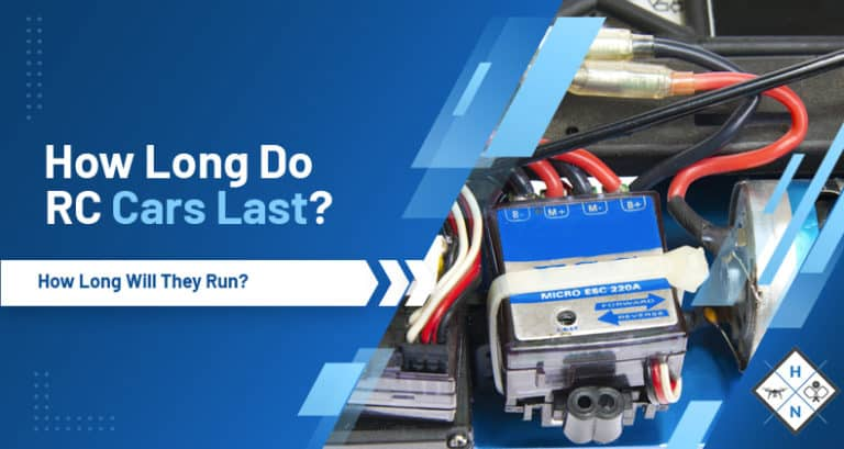 how long do electric rc cars last