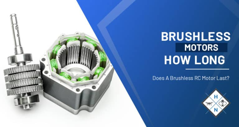 how long does a brushless rc motor last