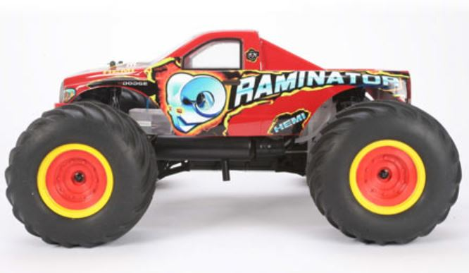 raminator rc truck