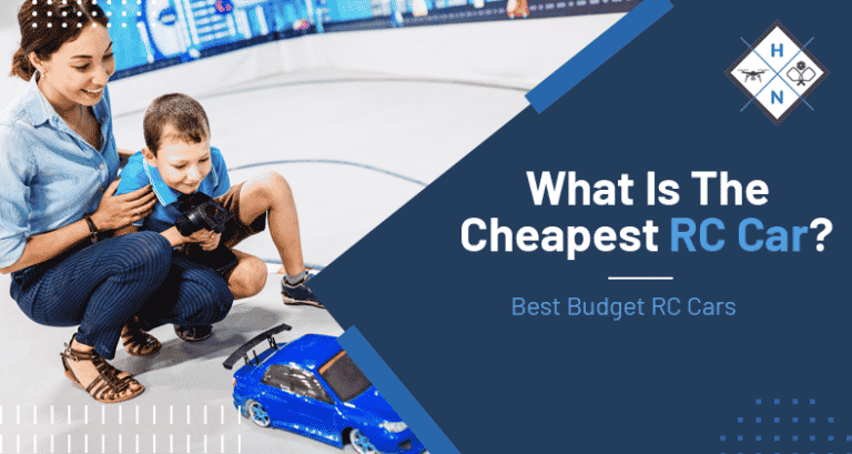 what is the cheapest rc car