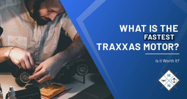 what is the fastest traxxas motor